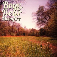 Moonfire mp3 Album by Boy & Bear