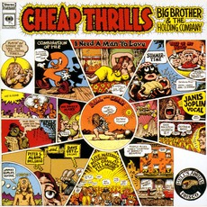 Cheap Thrills (Remastered) by Big Brother & The Holding Company