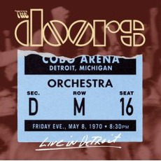 Live In Detroit by The Doors