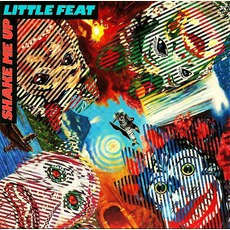 Shake Me Up mp3 Album by Little Feat