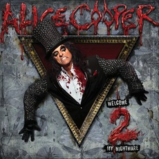 Welcome 2 My Nightmare mp3 Album by Alice Cooper