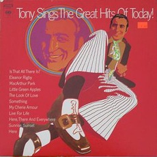 Tony Sings The Great Hits Of Today! mp3 Album by Tony Bennett