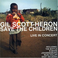 Save The Children: Live In Concert mp3 Live by Gil Scott-Heron