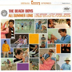 All Summer Long mp3 Album by The Beach Boys