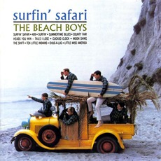 Surfin' Safari mp3 Album by The Beach Boys