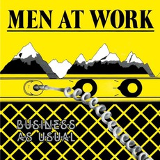 Business As Usual mp3 Album by Men At Work