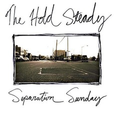 Separation Sunday mp3 Album by The Hold Steady
