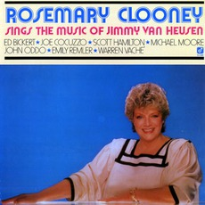 Rosemary Clooney Sings The Music Of Jimmy Van Heusen