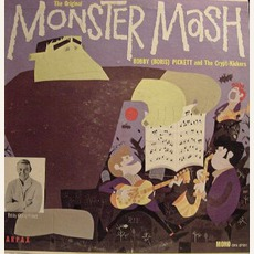"The Original Monster Mash mp3 Album by Bobby ""Boris"" Pickett & The Crypt Kickers"