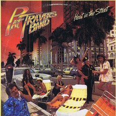Heat In The Street mp3 Album by Pat Travers Band