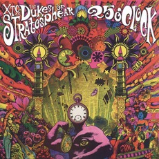 25 O'clock (Remastered) mp3 Album by The Dukes Of Stratosphear