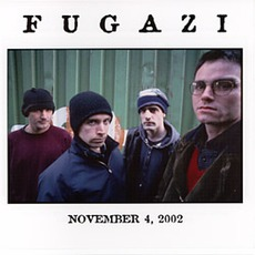 Fugazi Live Series 30: 11-04-02 London, UK: The Forum