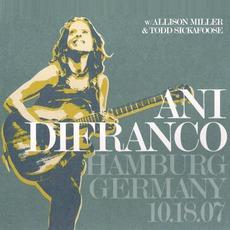 2007-10-18: Hamburg, Germany mp3 Live by Ani DiFranco