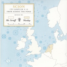Scion CD Sampler, Volume 13: From Across the Pond by Various Artists
