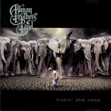 Hittin' The Note mp3 Album by The Allman Brothers Band