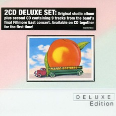Eat A Peach (Deluxe Edition) mp3 Album by The Allman Brothers Band
