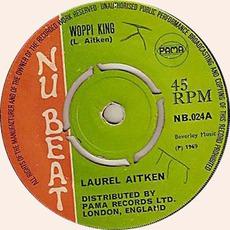 Woppi King mp3 Album by Laurel Aitken
