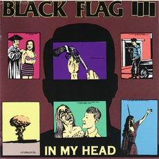 In My Head (Re-Issue) mp3 Album by Black Flag
