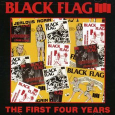 The First Four Years mp3 Artist Compilation by Black Flag
