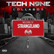 Welcome To Strangeland (Best Buy Deluxe Edition) mp3 Album by Tech N9ne