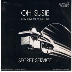 Oh Susie mp3 Album by Secret Service