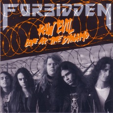 Raw Evil: Live At The Dynamo mp3 Live by Forbidden