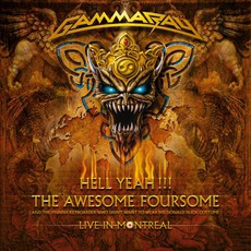 Hell Yeah!!! The Awesome Foursome mp3 Live by Gamma Ray