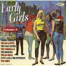 Early Girls, Volume 5 mp3 Compilation by Various Artists