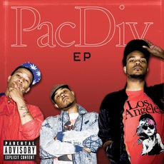 Pac Div EP by Pac Div