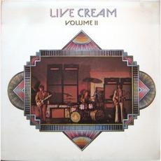 Live Cream, Volume 2