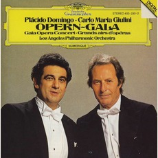 Opern-Gala (Los Angeles Philharmonic Orchestra Feat. Tenor: Plácido Domingo) by Various Artists