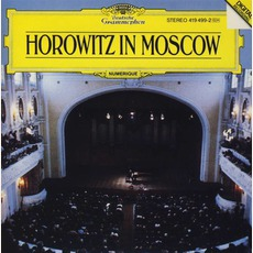 Horowitz In Moscow by Various Artists