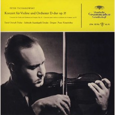 Tchaikovsky: VIolin Concerto / Wieniawski: Études-Caprices / Sarasate: Navarra (Feat. VIolin: David Oistrakh)
