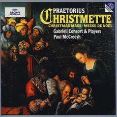 Mass For Christmas Morning (Gabrieli Consort & Players Feat. Conductor: Paul Mccreesh) by Various Artists