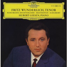 Schumann: Dichterliebe / Schubert, Beethoven: Lieder (Feat. Tenor: Fritz Wunderlich, Piano: Hubert Giesen)