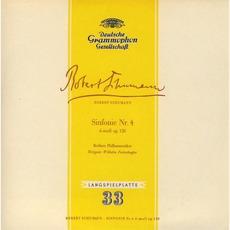Sinfonie Nr. 4, D-Moll, Op. 120 (Berliner Philharmoniker Feat. Conductor: Wilhelm Furtwängler)