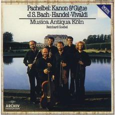 Pachelbel: Kanon & Gigue / J. S. Bach / Handel / VIvaldi (Musica Antiqua Köln)
