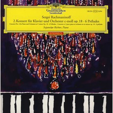 2. Konzert Für Klavier Und Orchester C-Moll, Op. 18 / 6 Préludes (Warsaw Philharmonic Orchestra Feat. Conductor: Stanislaw Wislocki Feat. Piano: Sviatoslav Richter) mp3 Album by Sergei Vasilievich Rachmaninoff(Сергей Васильевич Рахманинов)