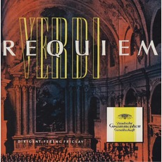 Messa Da Requiem (Rias-Symphonie-Orchester Berlin Feat. Conductor: Ferenc Fricsay)