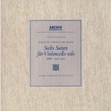 6 Suiten Für VIoloncello Solo (Pierre Fournier) (1960 Recording)