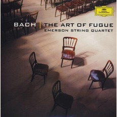 The Art Of Fugue (Emerson String Quartet) mp3 Album by Johann Sebastian Bach