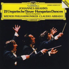 Hungarian Dances (Wiener Philharmoniker Feat. Conductor: Claudio Abbado) mp3 Album by Johannes Brahms
