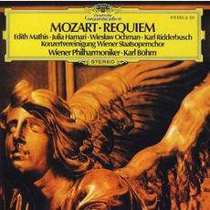 Requiem In D Minor, K. 626 (Wiener Philharmonic Feat. Conductor: Karl Bohm, Soprano: Edith Mathis, Alto: Julia Hamari, Tenor: Wieslaw Ochman, Bass: Karl Ridderbusch) mp3 Album by Wolfgang Amadeus Mozart