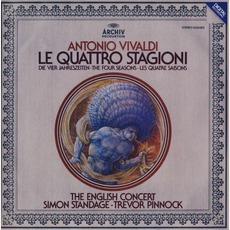 Le Quattro Stagioni (The English Concert Feat. Conductor: Trevor Pinnock, VIolin: Simon Standage)