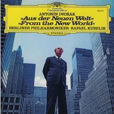 "Symphonien Nr. 8 & 9 ""Aus Der Neuen Welt"" (Berliner Philharmoniker Feat. Conductor: Rafael Kubelik) mp3 Album by Antonín Dvořák"