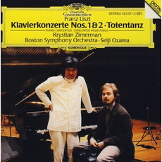 Klavierkonzerte No. 1 / Klavierkonzerte No. 2 / Totentanz (Boston Symphony Orchestra Feat. Conductor: Seiji Ozawa, Piano: Krystian Zimmerman)