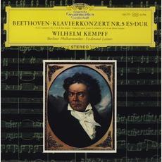 Klavierkonzerte Nos 4 & 5 (Berliner Philharmoniker Feat. Conductor: Ferdinand Leitner, Piano: Wilhelm Kempff) mp3 Album by Ludwig Van Beethoven