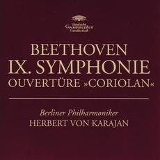 "Symphonie No. 9 / Ouvertüre ""Coriolan"" (Berliner Philharmoniker Feat. Conductor Herbert Von Karajan)"