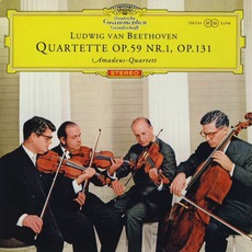 String Quartets Op. 59 No. 1, Op. 131 (Amadeus Quartet)