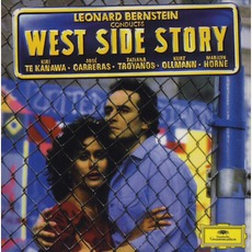 Leonard Bernstein Conducts West Side Story (1984 Studio Cast) mp3 Soundtrack by Leonard Bernstein